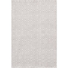 dash & albert annabelle grey indoor / outdoor rug