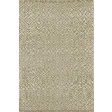 dash & albert annabelle moss indoor / outdoor rug