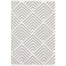 dash & albert cleo cement indoor / outdoor rug