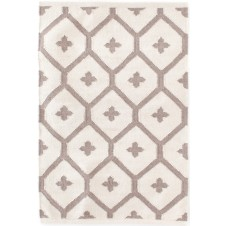 dash & albert elizabeth sand indoor / outdoor rug