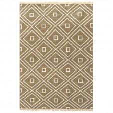 dash & albert mali camel indoor/outdoor rug