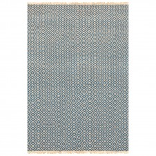 dash & albert mosi indigo indoor/outdoor rug