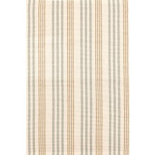 dash & albert olive branch woven cotton rug