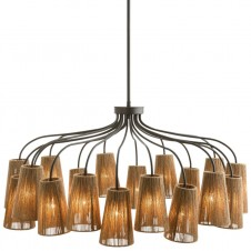 arteriors seasal chandelier