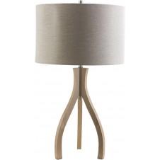 surya duxbury beige table lamp