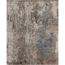 elixir collection teal & graphite rug