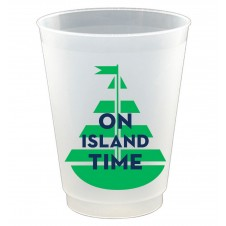 on island time frost flex cups set of 8
