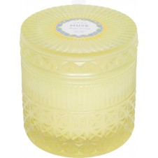 aloha orchid faceted jar candle