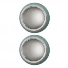 uttermost fanchon round mirrors