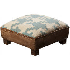 surya square footstool