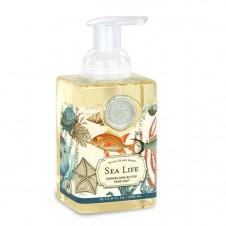 michel design works sea life foaming hand soap