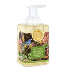 michel design works botanical garden foaming hand soap