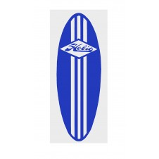 hobie surfboard flour sack towel