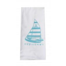 hobie cat flour sack towel
