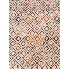 folklore collection ivory & spice rug