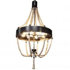 noir alec chandelier