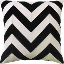 giorgio ebony linen lola pillow