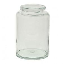 homart medium glass crock