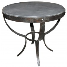 noir byron side table