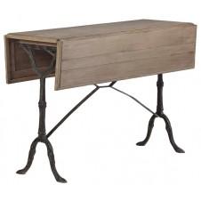 gabby home hansel drop leaf table