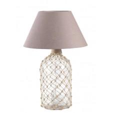 costa brava bottle net table lamp