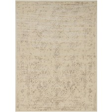 journey collection ant ivory & mocha lace rug