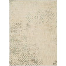 journey collection ivory & multi spears rug