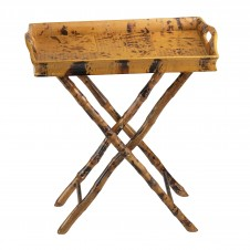 butler tray side table