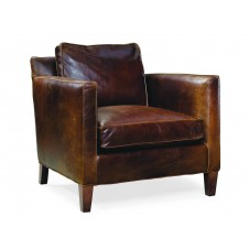 forest leather chair