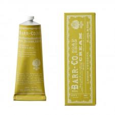 barr-co. hand & body cream lemon verbena