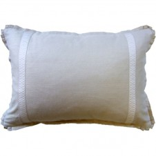 lily parchment pillow