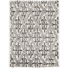 surya mercer area rug, charcoal