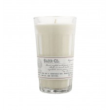 barr-co. natural wax candle