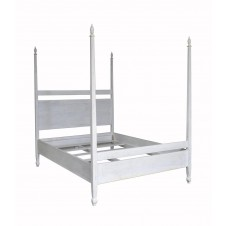 noir venice bed white wash