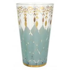opal rain tall glass