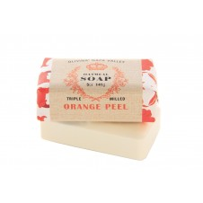 olivina orange peel oatmean bar soap