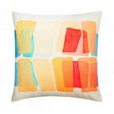 multi color printed pillow
