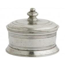arte italica roma small round box
