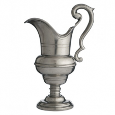 arte italica peltro etruscan pitcher