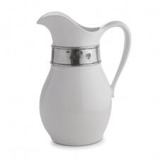 arte italica tuscan tall pitcher