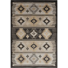 surya paramount area rug, ash gray