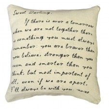 sweet darling pillow