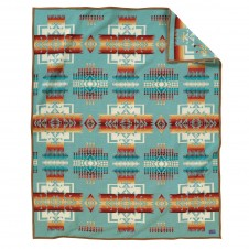 pendleton aqua chief joseph blanket robe