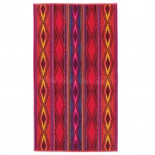 pendleton bright river oversized jacquard towel