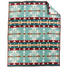pendleton hacienda blanket robe