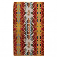 pendleton journey west oversize jacquard towel