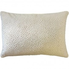 polka natural bolster pillow