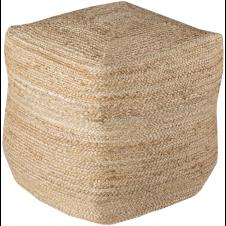 surya desert sand pouf