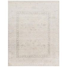 pierce collection silver rug