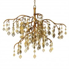 uttermost folia, 7 light chandelier